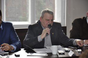Radny Jerzy Wroński odchodzi