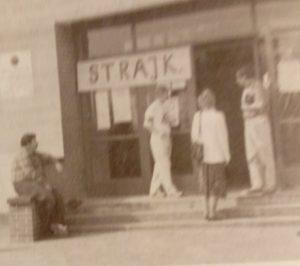 Strajk w 1993