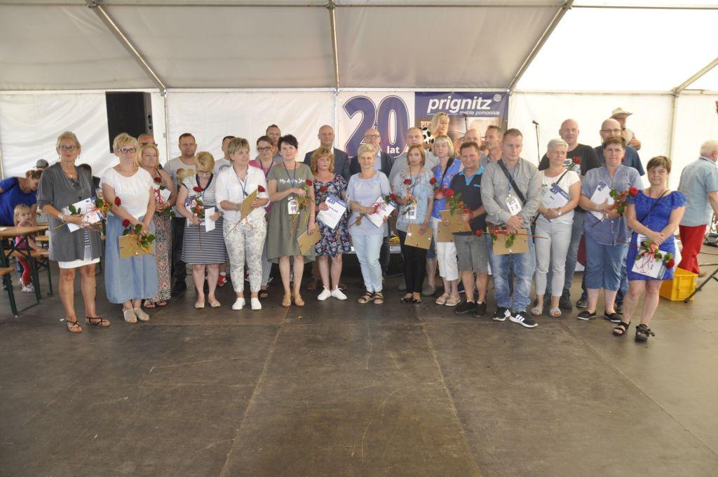 20 lat Prignitz w Lipianach