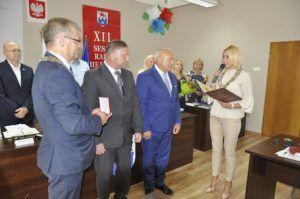 Read more about the article Odznaczony Marszałek i Wudarczyk