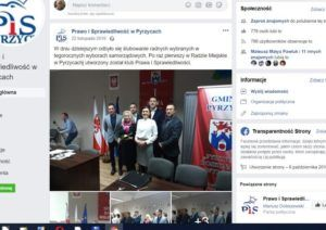 Read more about the article Słodkowska była w klubie radnych PIS?