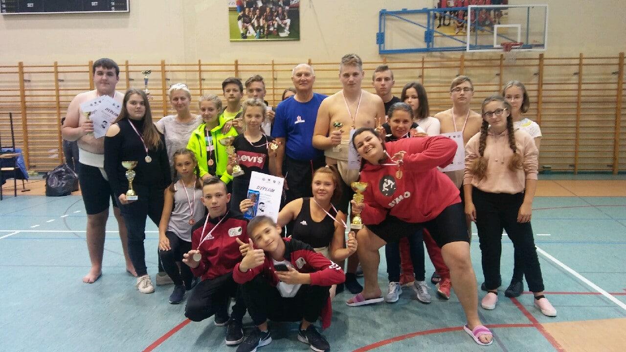Sukces sumitów LKS Spartakus w Gorzowie