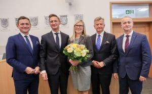Poznaliśmy nowy Zarząd i nowych Radnych Województwa