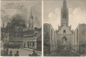 Read more about the article Ta nieszczęsna niedziela: 26 – tego listopada 1911 roku – w obiektywie lipiańskiego fotografa