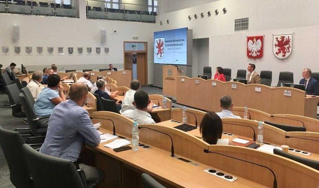 Radni o przejęciu Ogrodu Dendrologicznego w Przelewicach przez Samorząd Województwa