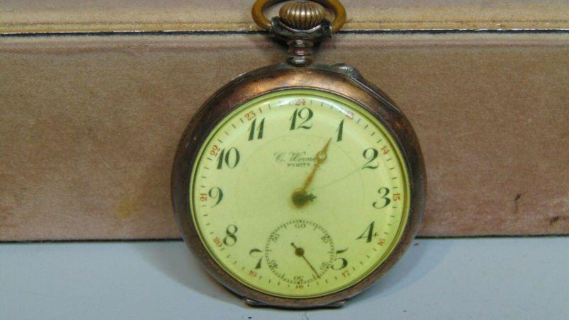 C.Werner zegarmistrz z Pyrzyc