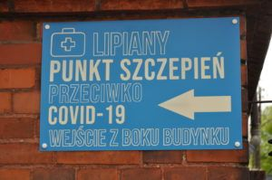 Read more about the article Przychodnia w Lipianach rozdaje 1000 sztuk Pfizera