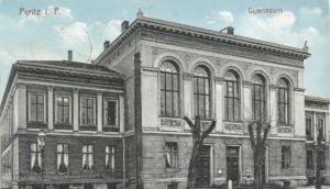 Gimnazjum rocznik 1859