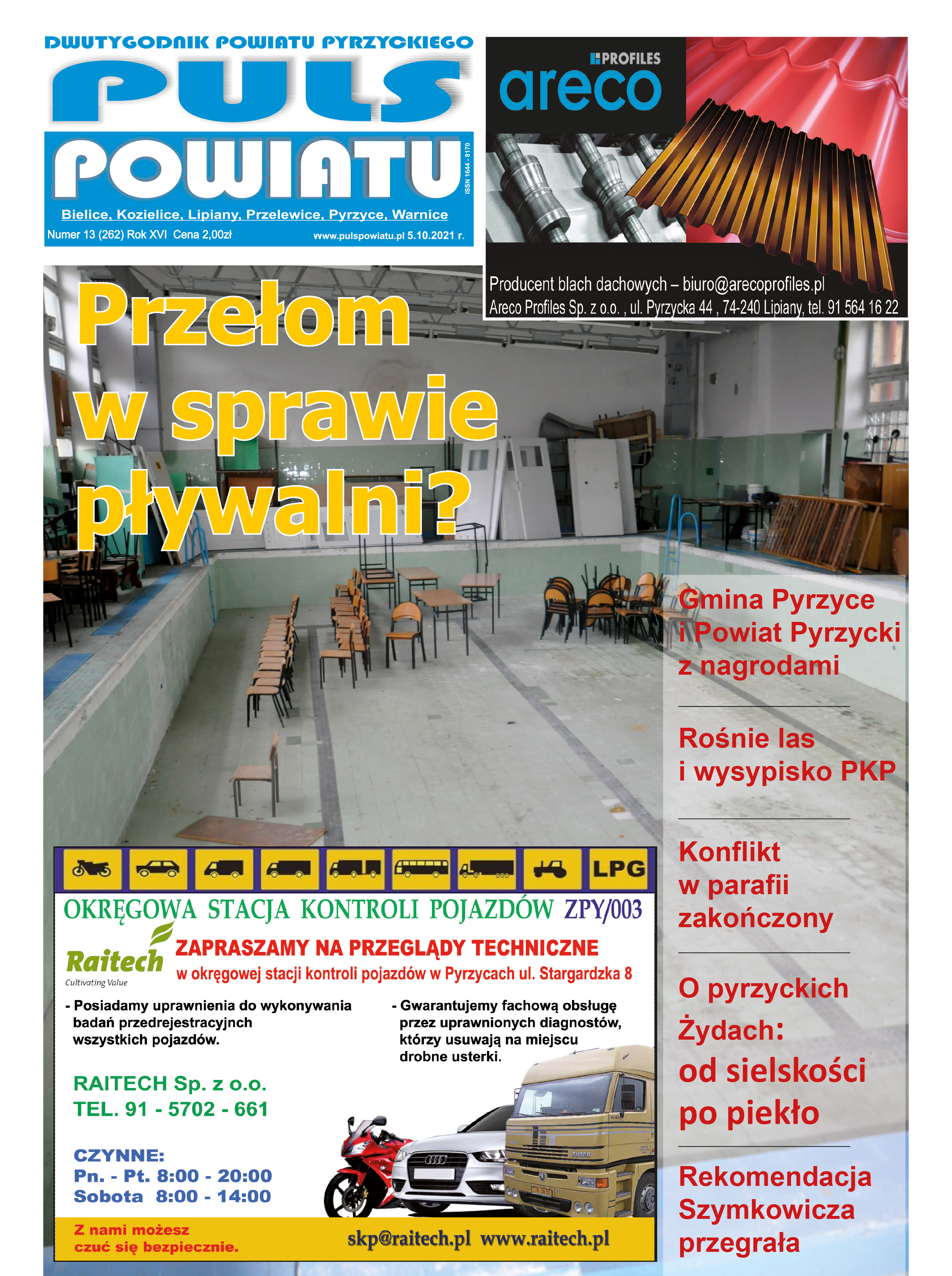Read more about the article Najnowsze wydanie Pulsu