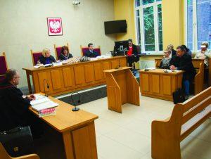 Sąd odroczył odwołanie byłego burmistrza