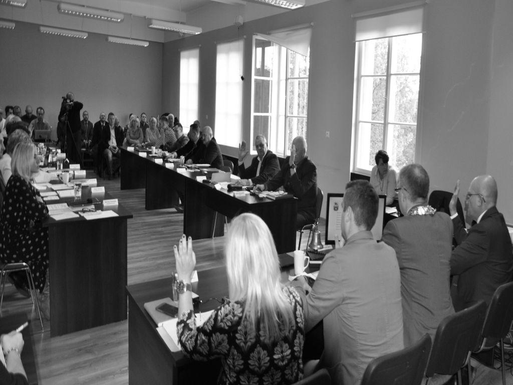 List mieszkańca Pyrzyc do  Przewodniczącego  Rady Miejskiej w Pyrzycach