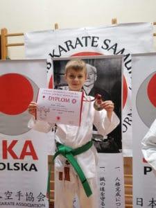Read more about the article Mamy Mistrza Polski Karate