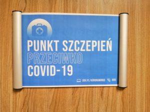 Read more about the article Szczepienia w pyrzyckim szpitalu rozpoczęte!!!!